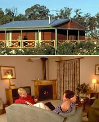 Twin Trees Country Cottages - eAccommodation
