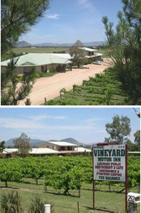 Mudgee Vineyard Motor Inn