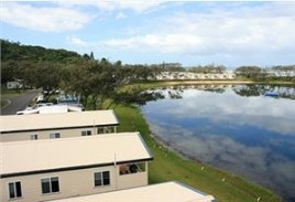 White Albatross Holiday Park - eAccommodation