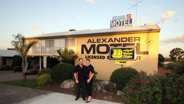 Alexander Motel - eAccommodation