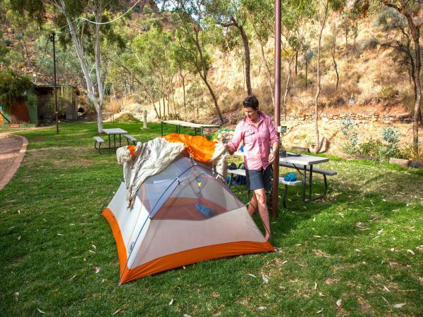 Standley Chasm Angkerle Camping - eAccommodation