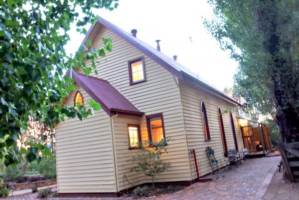 The Churches Accommodation