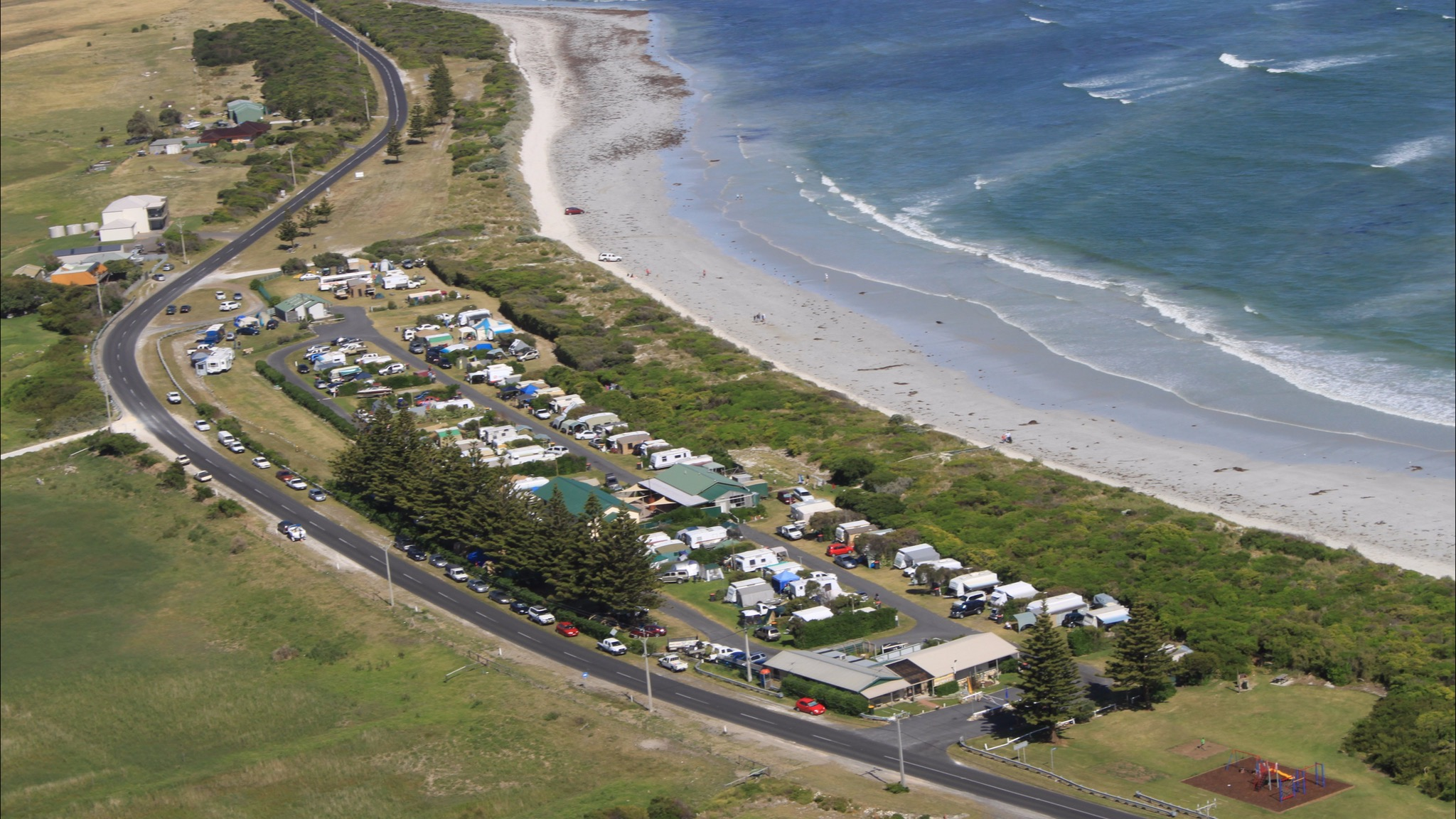 Port MacDonnell Foreshore Tourist Park - eAccommodation