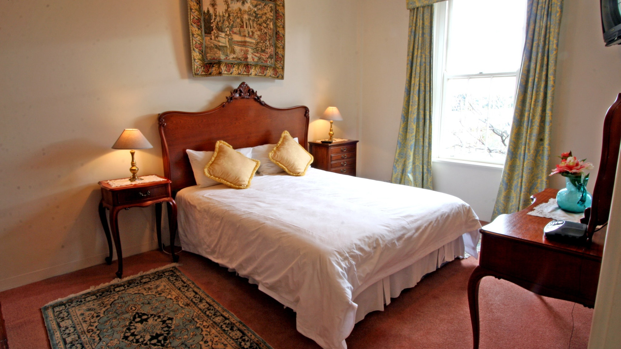 Feathers Hotel - eAccommodation
