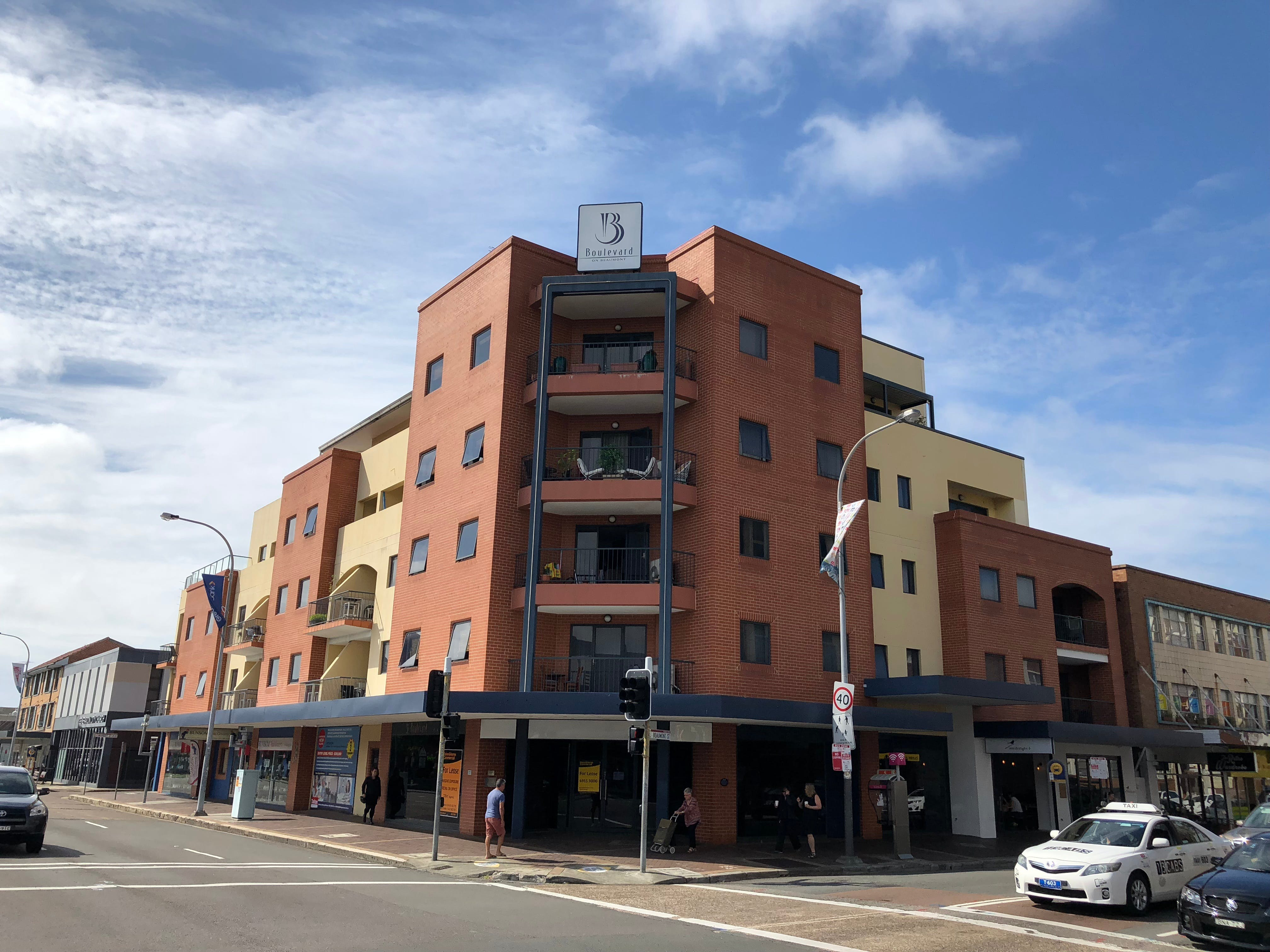 Boulevard on Beaumont apartment hotel - eAccommodation