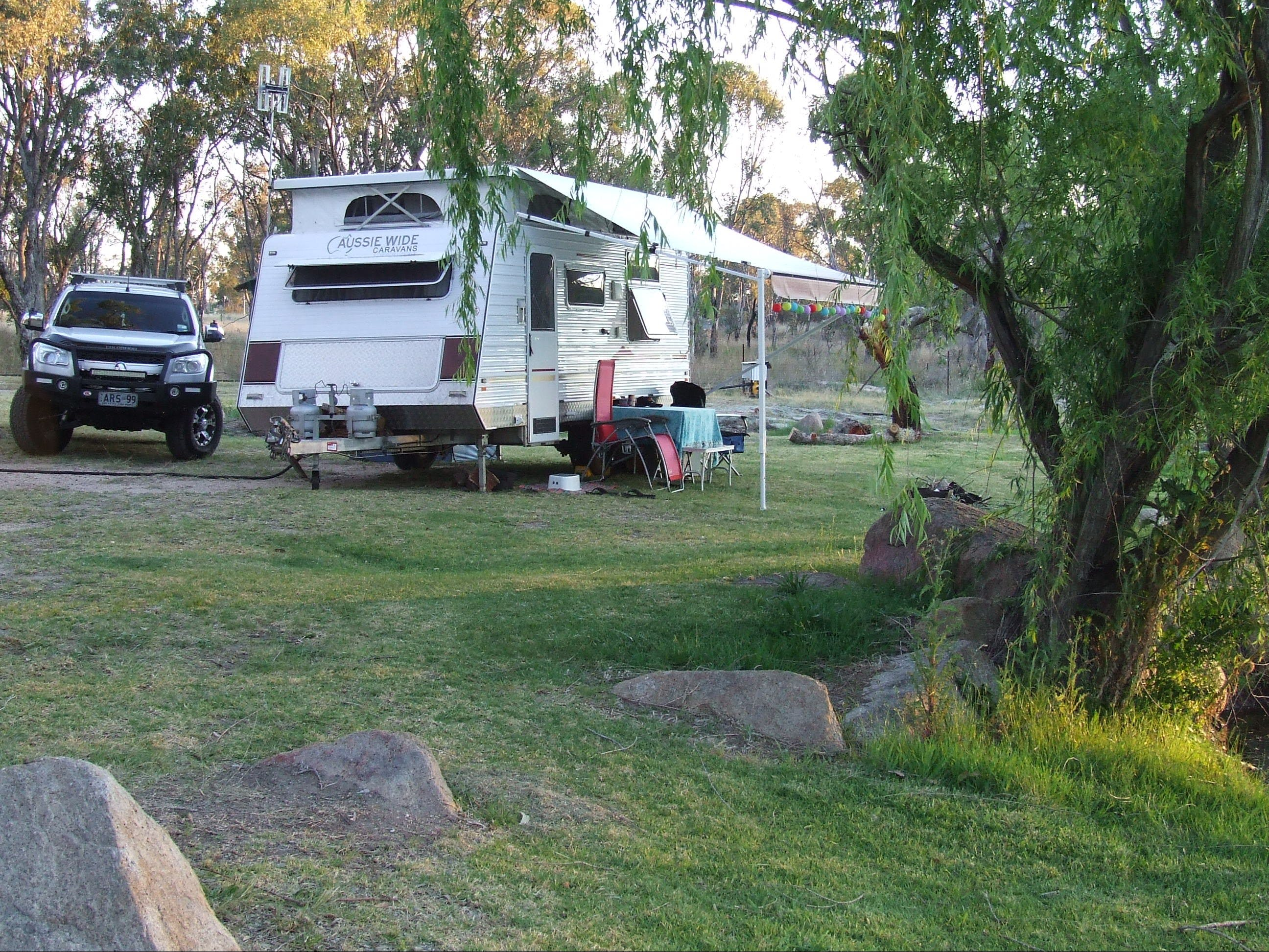 Country Style Caravan Park - eAccommodation
