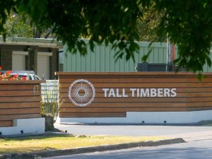 Tall Timbers Caravan Park - eAccommodation
