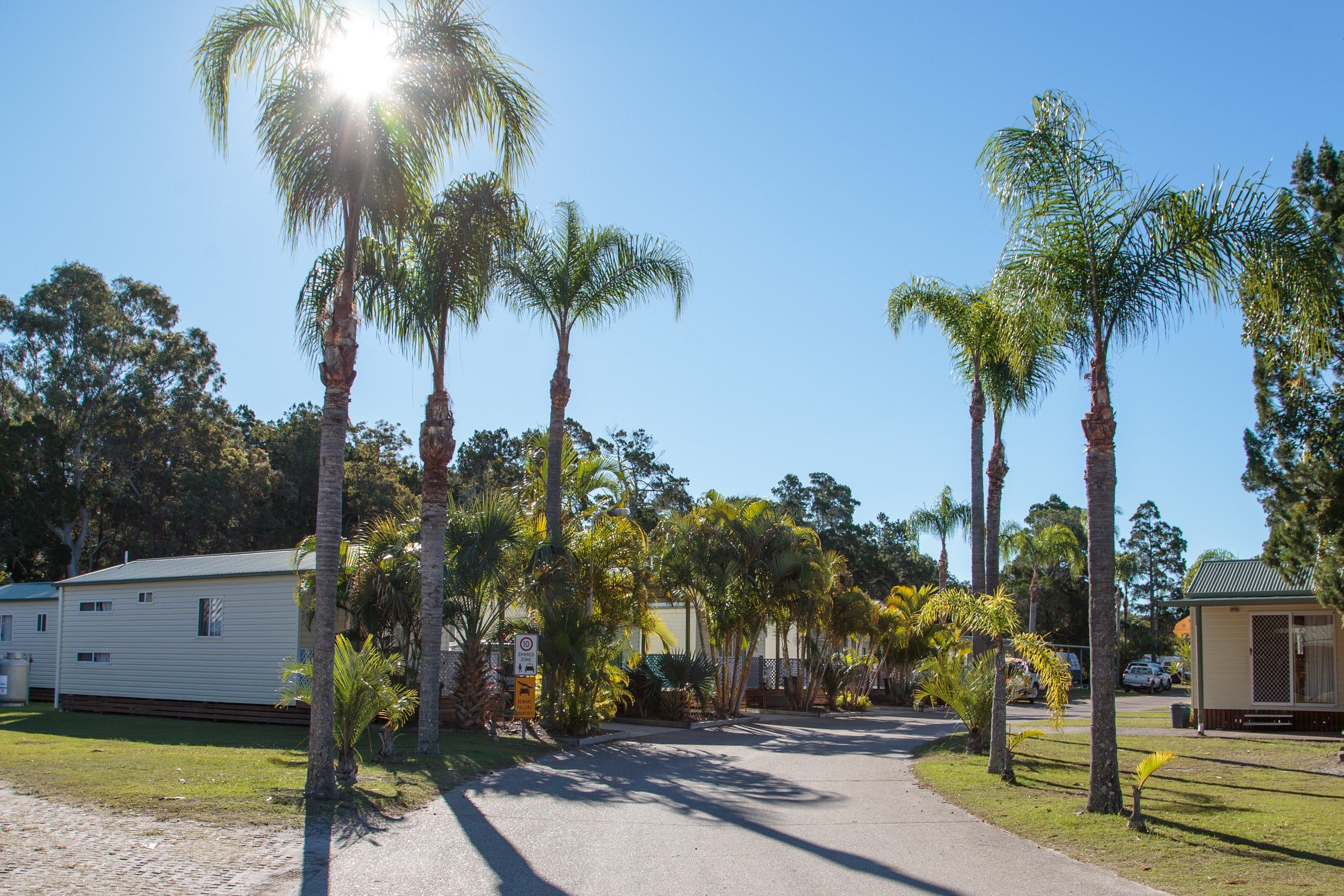 Rainbow Beach Holiday Park - eAccommodation