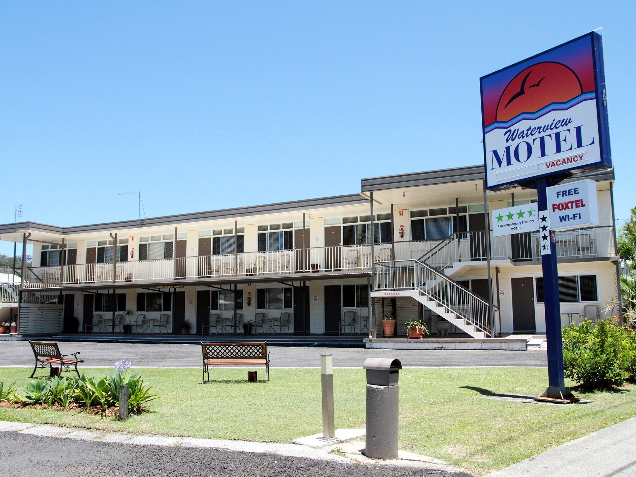 Waterview Motel - eAccommodation