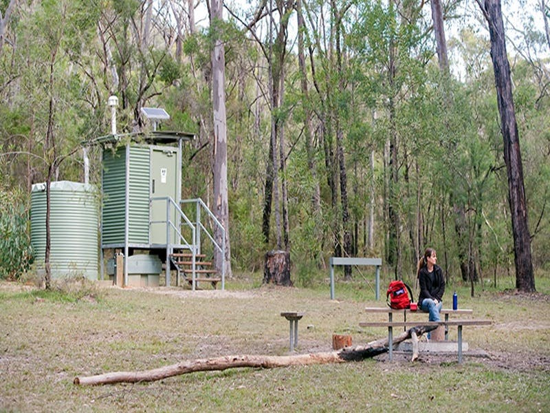 Ten Mile Hollow campground - eAccommodation
