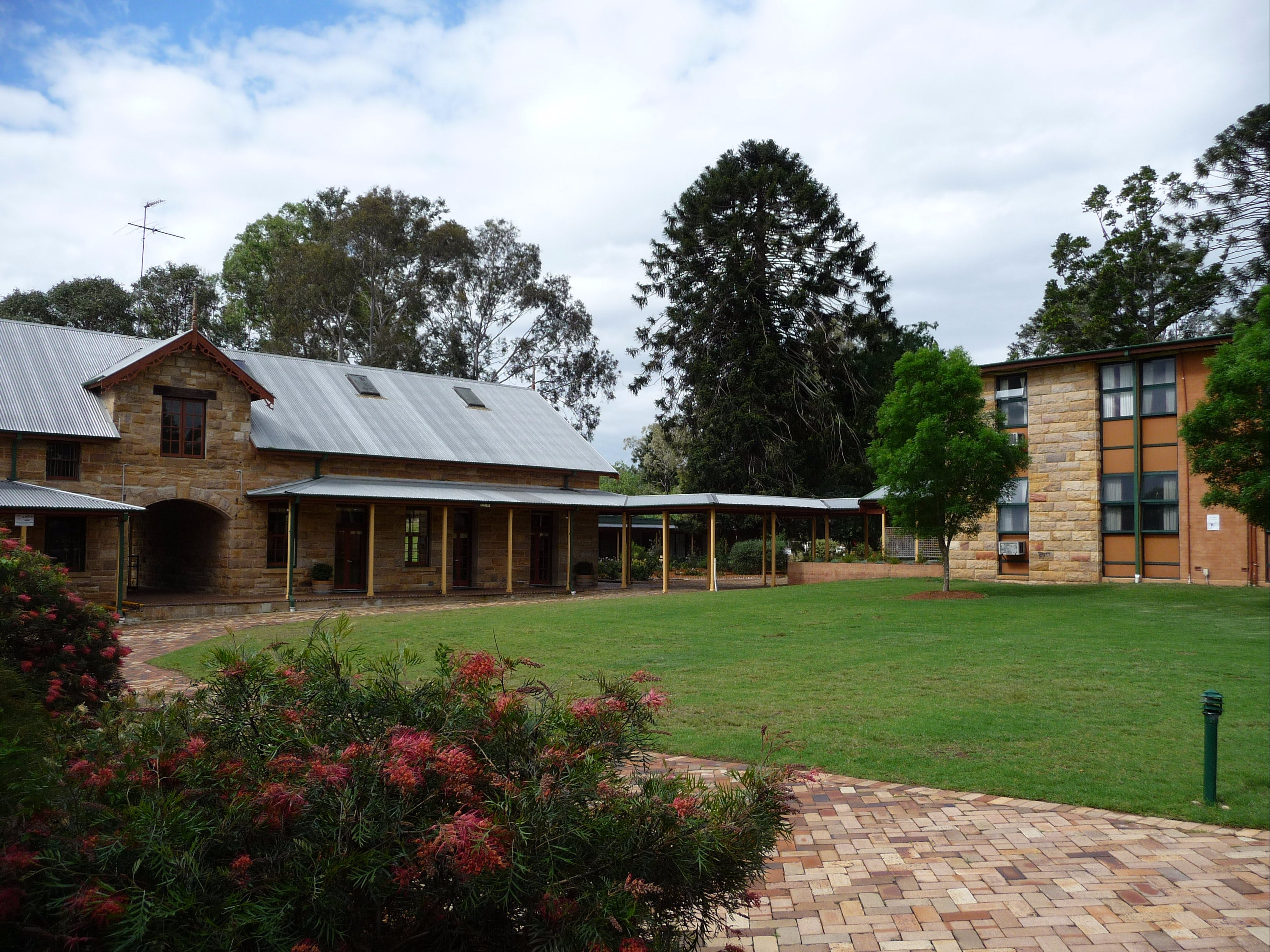Winbourne - Edmund Rice Retreat and Conference Centre - eAccommodation