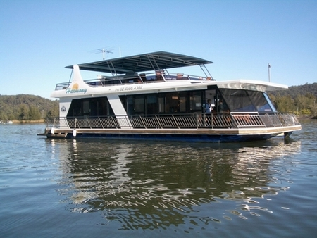 Able Hawkesbury River Houseboats - eAccommodation