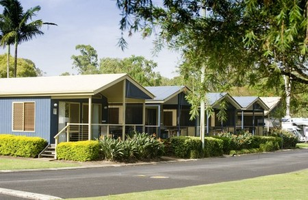 Ferry Reserve Holiday Park - eAccommodation