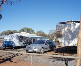 Menzies Caravan Park - eAccommodation