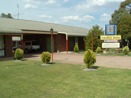 Barham Colonial Motel - eAccommodation