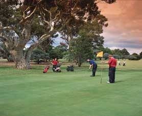 Barham Golf Resort - eAccommodation