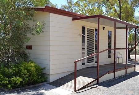 Broken Hill City Caravan Park - eAccommodation
