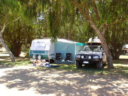 Horrocks Beach Caravan Park - eAccommodation