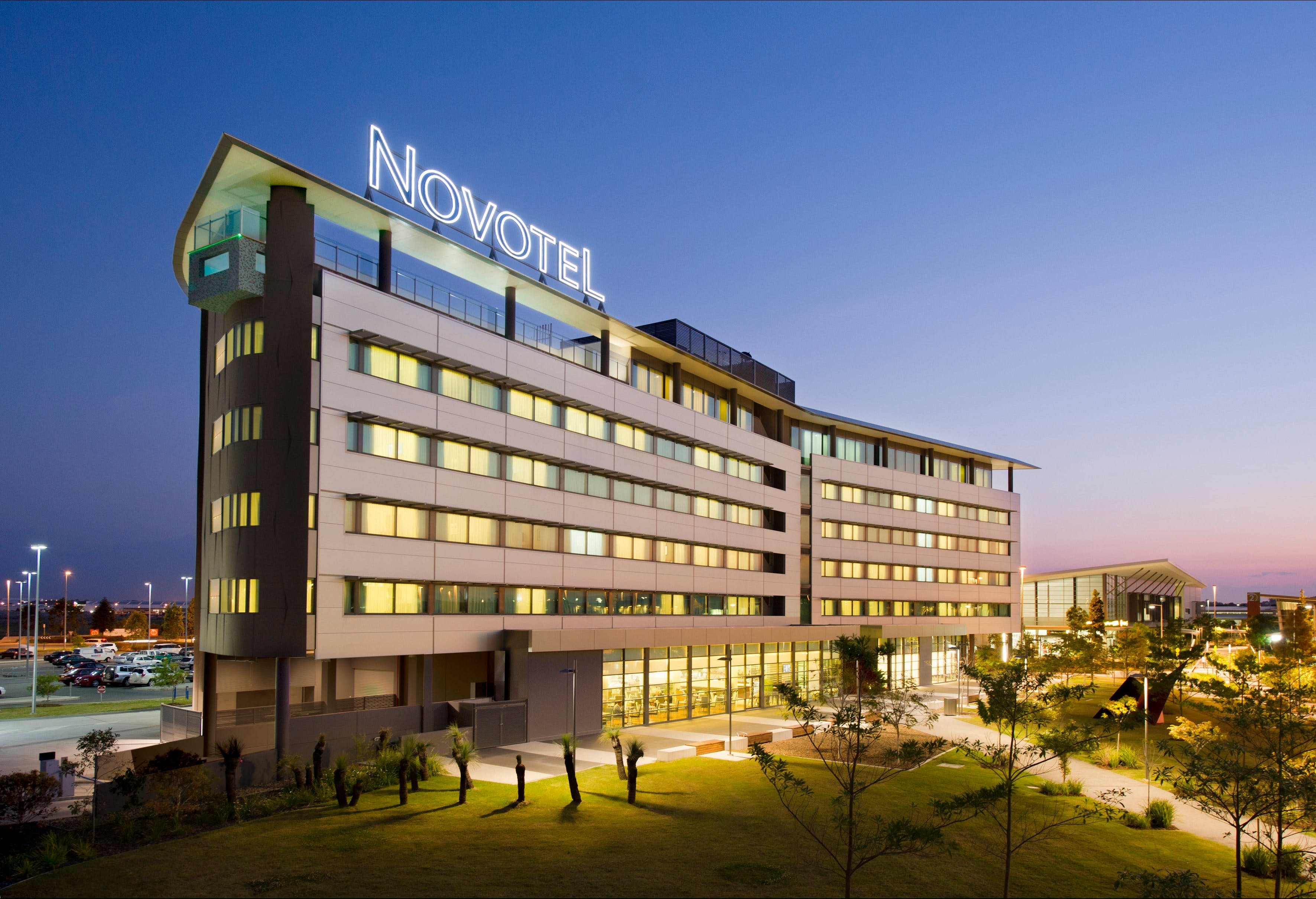 Novotel Brisbane Airport - eAccommodation
