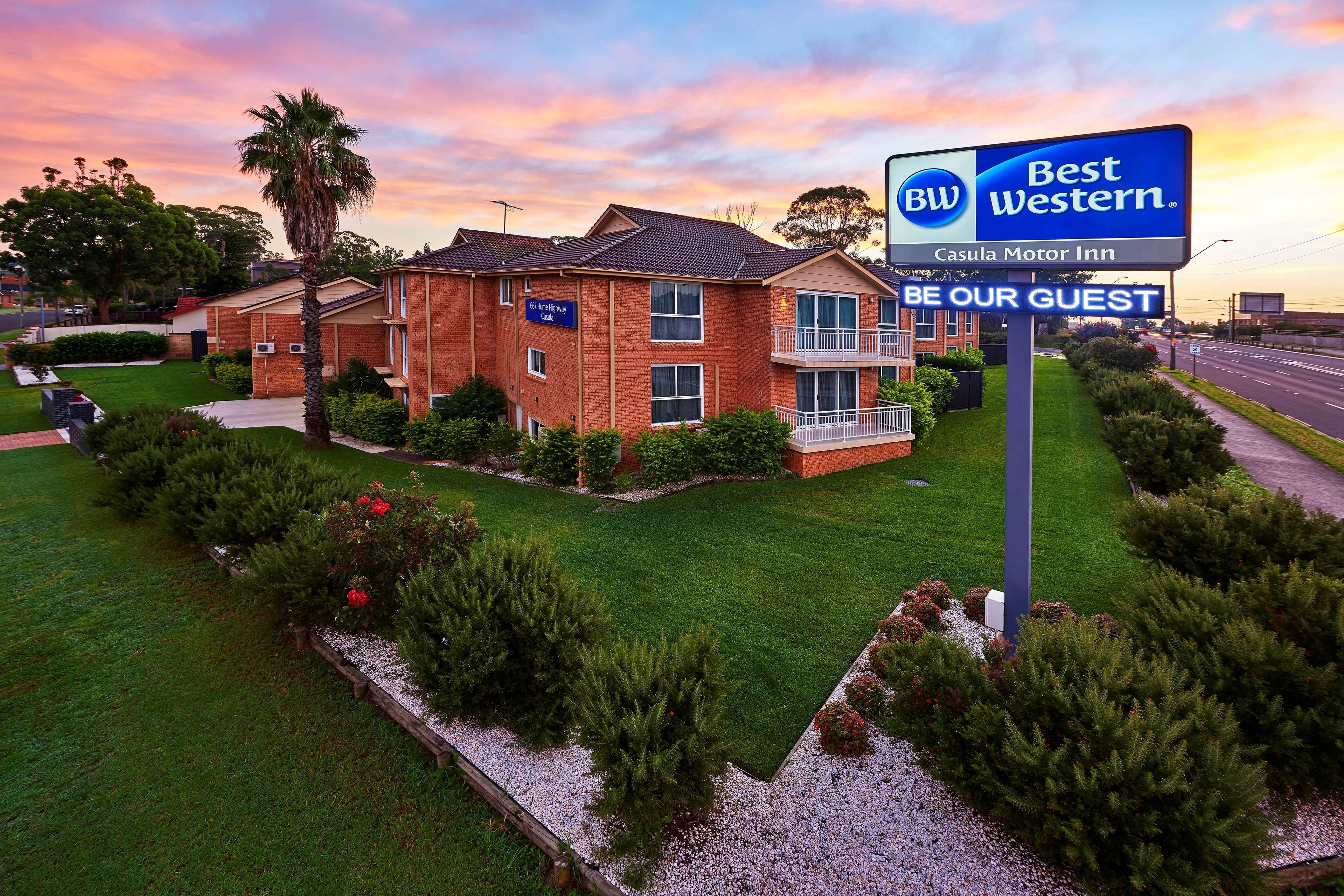 Best Western Casula Motor Inn - eAccommodation