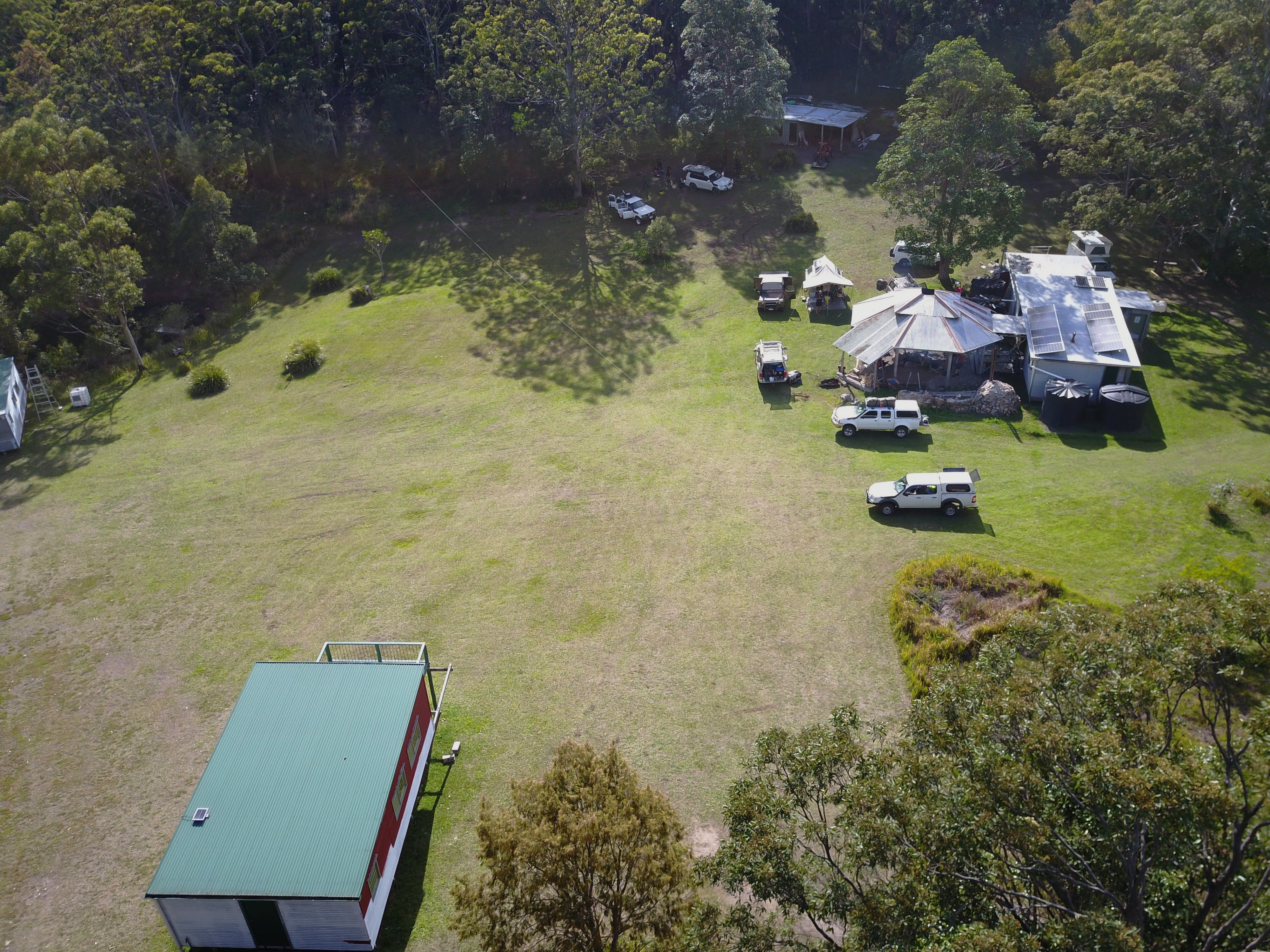 Mt Barney Wilderness Camping - eAccommodation