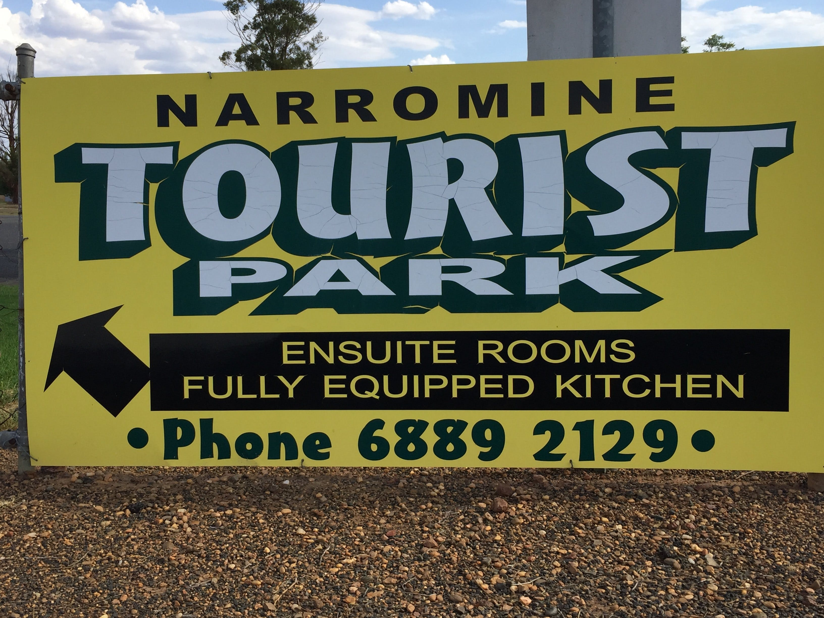 Narromine Tourist Park and Motel - eAccommodation