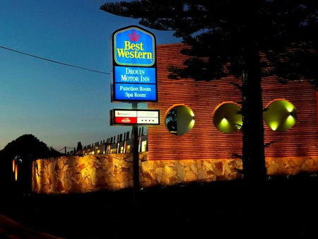 Best Western Drouin Motor Inn - eAccommodation