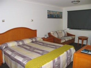 Next Yamba Norfolk Motel - eAccommodation