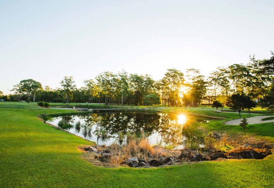 Tallwoods Golf Course and Resort - eAccommodation