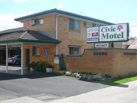 Civic Motel Grafton - eAccommodation