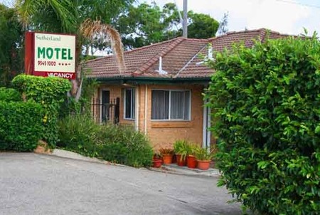 Sutherland Motel - eAccommodation