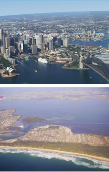 Sydney By Air - eAccommodation