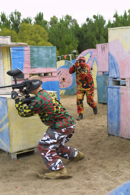 Paintball Skirmish Perth - eAccommodation