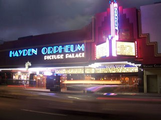 Hayden Orpheum Picture Palace - eAccommodation