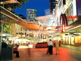 Queen Street Mall - eAccommodation