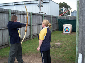 Bairnsdale Archery Mini Golf  Games Park - eAccommodation