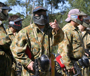 Action Paintball Games - Perth - eAccommodation