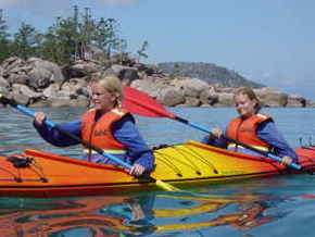 Magnetic Island Sea Kayaks - eAccommodation