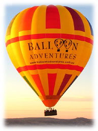 Balloon Adventures Barossa Valley - eAccommodation