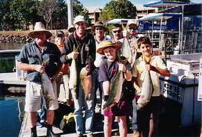 Sea Master Fishing Charters - eAccommodation