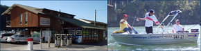Brooklyn Central Boat Hire  General Store - eAccommodation