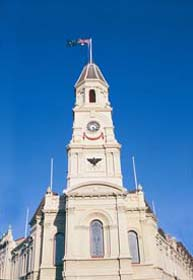 Fremantle Town Hall - eAccommodation