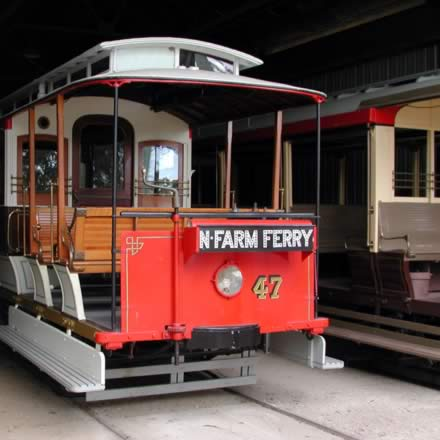 Brisbane Tramway Museum - eAccommodation