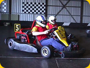 Indoor Kart Hire - eAccommodation
