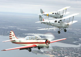 Vintage Tiger Moth Joy Flights - eAccommodation