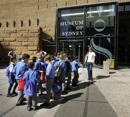 Museum of Sydney - eAccommodation