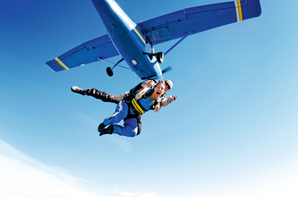 Skydive the Beach and Beyond Yarra Valley - eAccommodation
