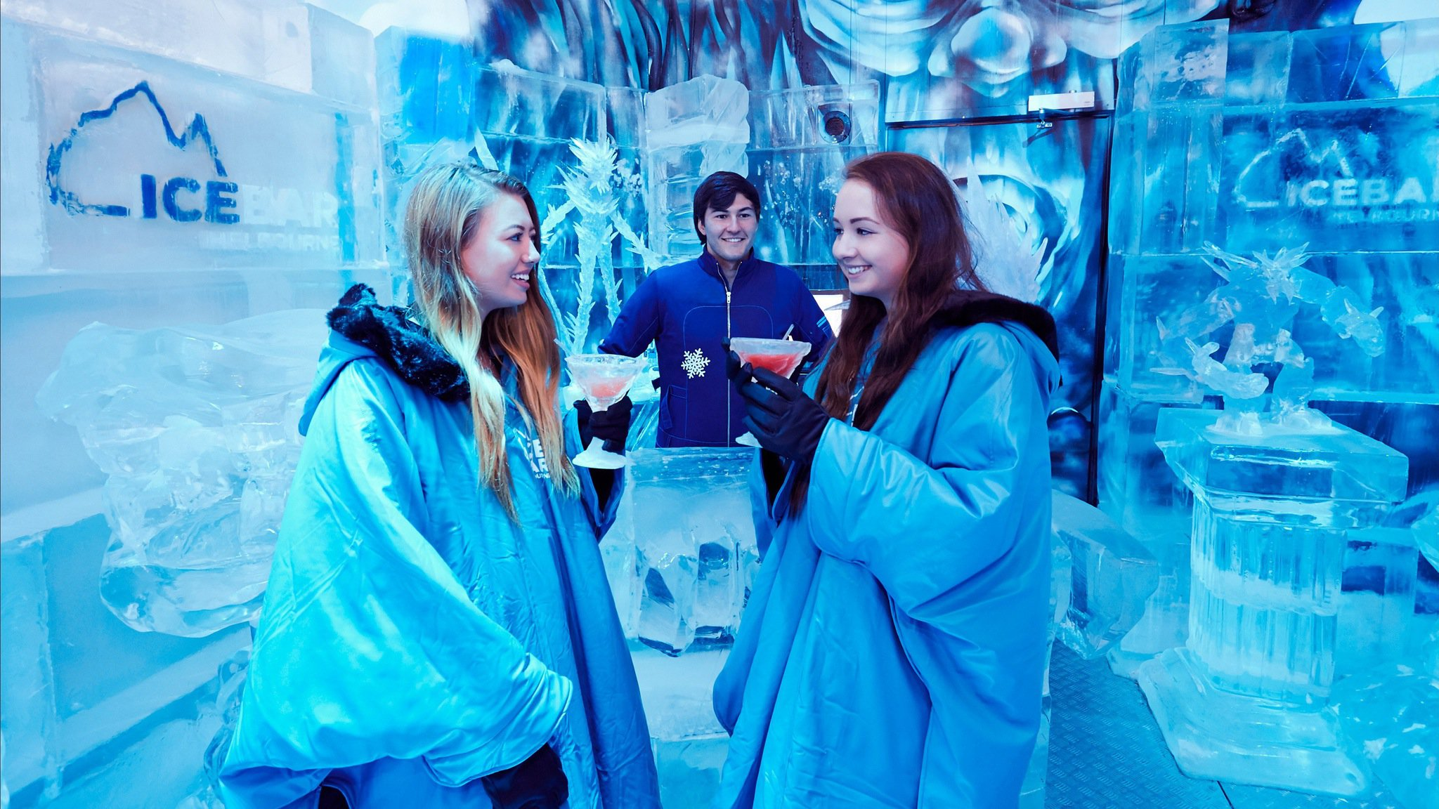 Icebar Melbourne - eAccommodation