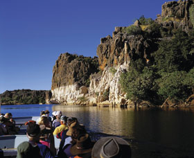 Geikie Gorge National Park - eAccommodation
