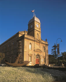 The Albany Town Hall - eAccommodation